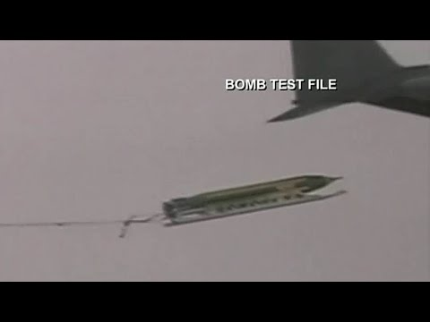 US drops MOAB on ISIS forces in Afghanistan