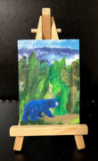 """Blue Bear"""