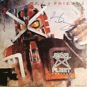 Brian May signed Brian May & Friends Starfleet Project (Promo) LP
