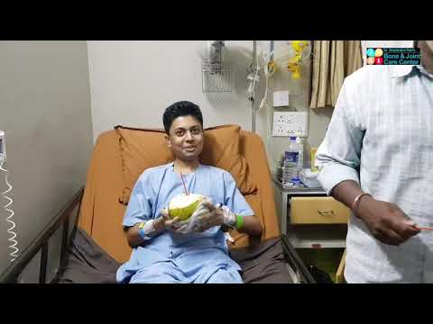 Mr.Kunal Success Story || Avascular Necrosis Femoral Head || Hip Replacement Surgery in Mulund,Thane