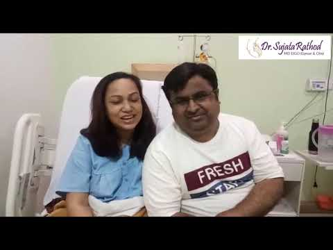 Mrs Preeti Chaudhary Review For Dr.Sujata Rathod In Waghbil, Kasarvadavali, Manpada Thane West/East