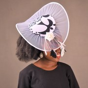 African print Hat by Prosperelle