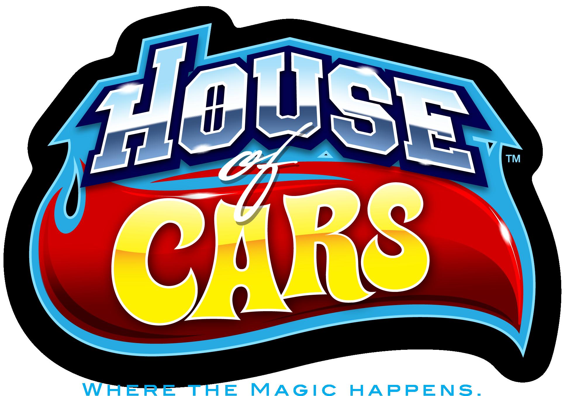 houseofcars Logo
