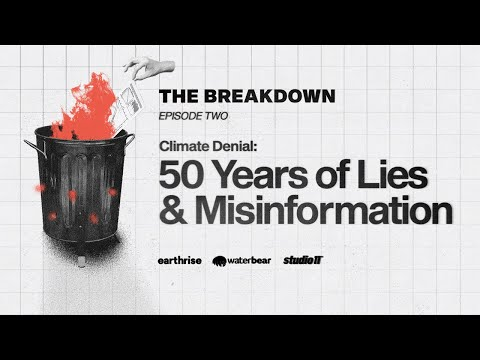 Fossil fuel companies have been lying to you!