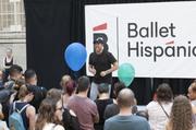Ballet Hispánico Latin Social Dance Workshop, part of BAAND Together Dance Festival at Restart Stages at Lincoln Center