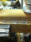 fretboard gluiing