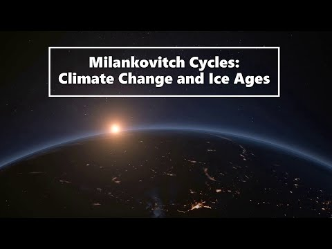 Milutin Milankovitch Cycles: Climate Change and Ice Ages