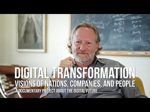 Digital Transformation: Interview with David Krakauer, President Santa Fe Institute