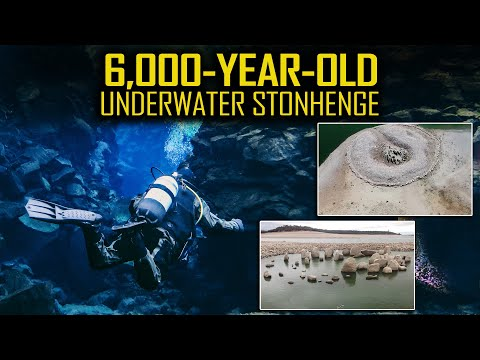 The Underwater STONEHENGE Discovered in the Middle of the Reservoir