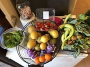 Today's harvests