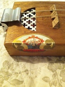 Cigarbox two stringer
