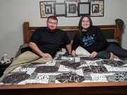 Erin and Ryan's quilt