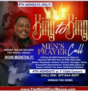 Updated monthly Flyer 4th Mondays