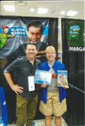 with Blayne Weaver {PeterPan} Aug. 22, 2021 at FanBoy Expo Orla