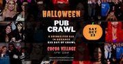 7th Annual Halloween Pub Crawl Cocoa Village, Saturday, Oct. 23, 6 pm to midnight