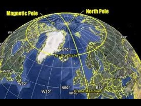MAGNETIC NORTH NEW POSITION THE TRUTH MAY SHOCK YOU PLEASE SHARE