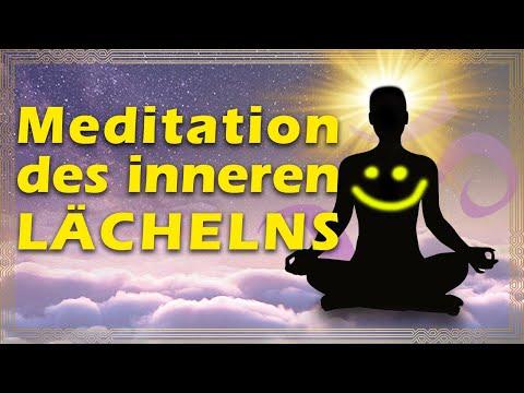 Meditation des inneren Lächelns & Wohlwollens - mit Sukadev Bretz - Yoga Vidya Ashram Bad Meinberg