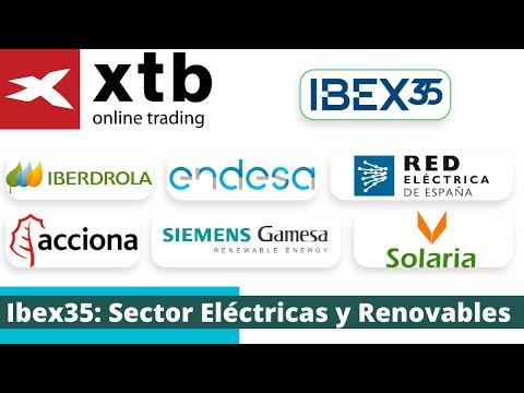 Ibex35: Eléctricas y renovables