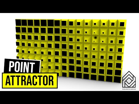 Point attractor