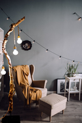 Treibholz Stehlampe Zerberus4