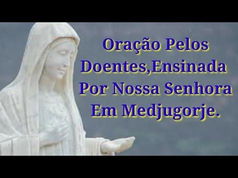 Medjugorje! Oração Ensinada P/ Nossa Senhora Pelos Doentes.
