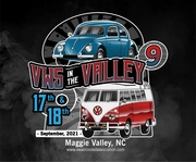 VW's in the VALLEY 9