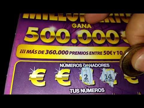 Rascas de la Once 2 Millonario