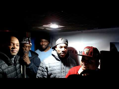 Be Seen On The New TV Webisode   Bless the Mic Ciphers Coming Soon