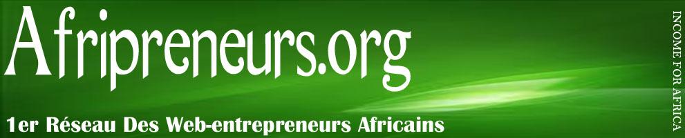 Réseau Afripreneurs Logo