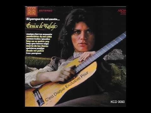 EL PORQUE DE MI CANTO - 1976 (Denisse de Kalafe)