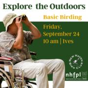 Explore the Outdoors: Basic Birding