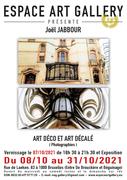 Affiche Joël JABBOUR