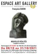 Affiche Françoise BARON