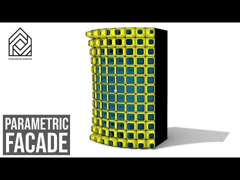 Parametric Facade (Aperture)