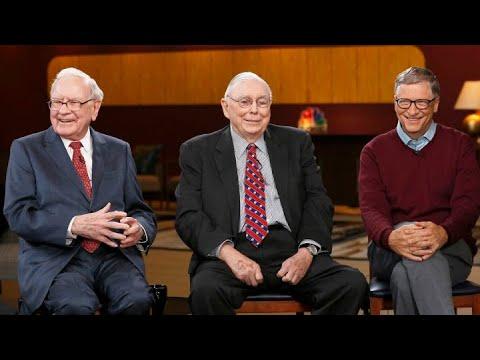 Watch CNBC's full interview with Warren Buffett, Charlie Munger and Bill Gates