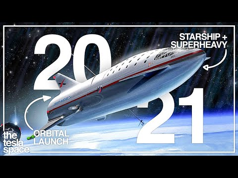 The 2021 SpaceX Starship Update Is Here!