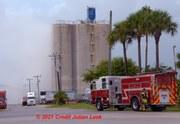 Port Canaveral Slag Spill