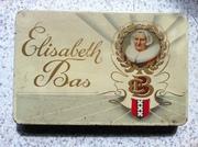 Elisabeth Bas Cigar Tin