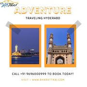 Taxi Services in Hyderabad
