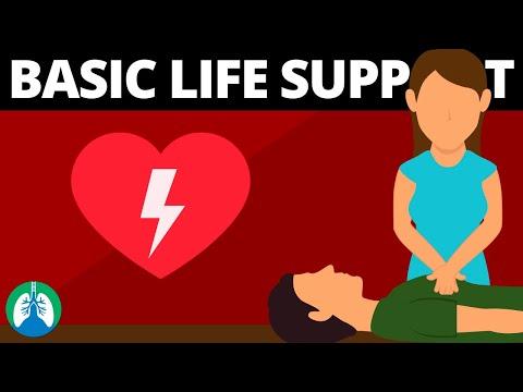 Basic Life Support (BLS) | Quick Explainer Video (Medical Definition)
