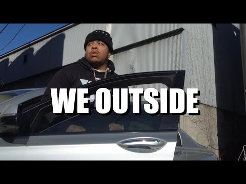 Don Gunna (MMM) - We Outside (New Official Music Video) (Starring LAYDEEFLY)