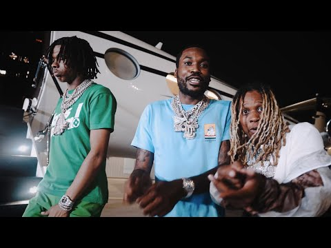 Meek Mill - Sharing Locations feat. Lil Baby & Lil Durk [Official Video]
