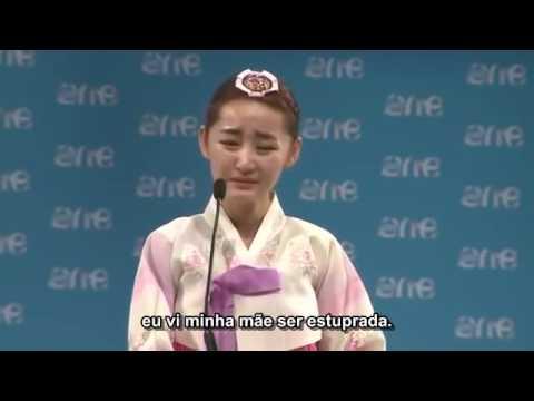 O discurso de Yeonmi Park - Legendado em Português