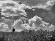 l uomo delle nuvole.