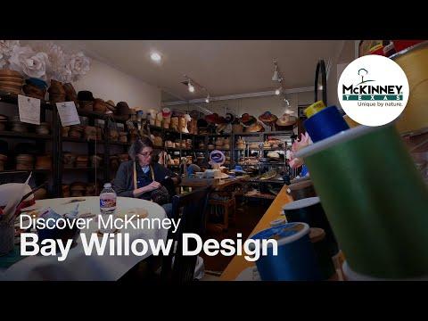 Discover McKinney - Bay Willow Design