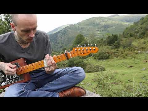 Gary O'Slide - Rock slide cigar box guitar