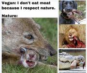 Vegans!