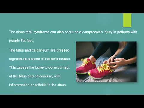 Causes of Sinus Tarsi Syndrome  - Pain Free Physiotherapy Clinic