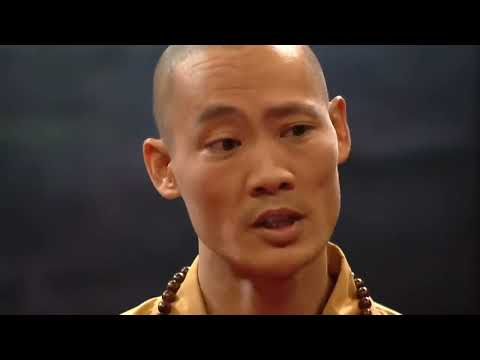 Буддийский Мастер Шаолиня Ши Хэн И о том как попасть на вершину своей жизни