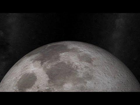 Gran explosión en la Luna